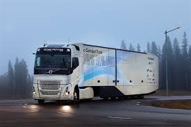 volvo trucks unveils hybrid powertrain for heavy duty truck it