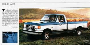 Vintage Ford Truck Brochures - auto brochures