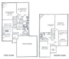 Floor Plan Creator House Plans 4 Bedroom 2 Story Three Car Garage House Plans Two