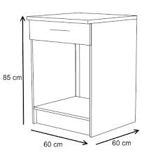 meuble bas cuisine 60 cm meuble bas pour cuisine meuble cuisine lave vaisselle quelques