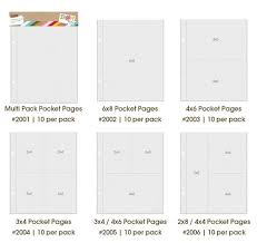 photo pages 4x6 nichol spohr llc simple stories album pocket pages giveaway