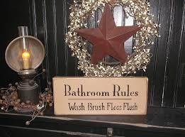 Bathroom Cool Country Bathroom Decor With Traditional Lantern