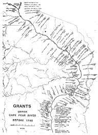 Map Grant Capefearclans Mcneill Langrants