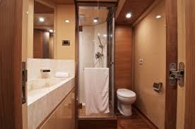 cabin bathroom designs luxury yacht electra vip cabin bathroom charter dma homes 44115