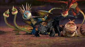 dragonpedia explore train dragon