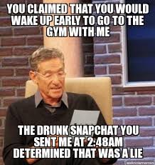 Workout Partner Meme - muscle fitness on twitter did your workout partner bail on you