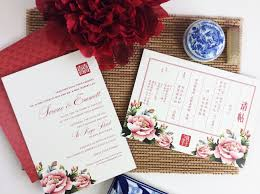 Wedding Invitation Cards Singapore Chinese Theme Wedding Invitation This Is Amazing Head Over To