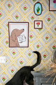 12 inspiring interior wall murals design sponge a hand painted