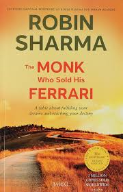the monk who sold his ferrary buy the monk who sold his book at low prices in