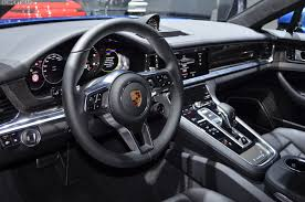 porsche sports car models porsche panamera sport turismo unveiled in geneva