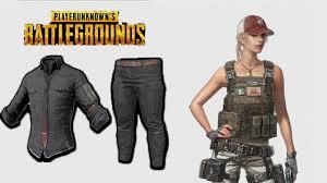 pubg skins shirt black combat pants black pubg skins playerunknown s