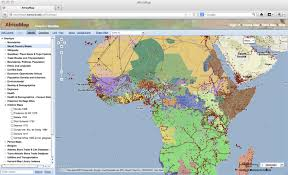 Africa On The Map by Putting Wildlife Crime On The Map Animals