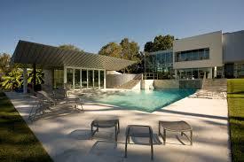 modern lakefront home separation adults kids design building