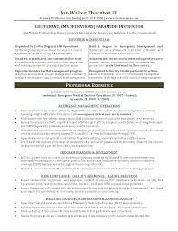 hr resume objectives paramedic resume objective free resume example and writing download resume format for paramedical resume format for paramedical