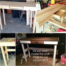 counter height craft table congenial craft table counter height set counterheight craft desks