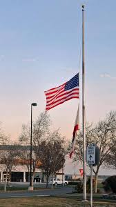 Flag Flown At Half Mast Bee Investigator Only A Few People Are Authorized To Order U S
