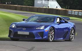 lexus lfa convertible that u0027s all lexus built its 500th and final lfa supercar last friday
