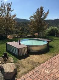 43 best stock tank pool ideas for kid pool https freshoom com