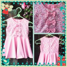 desain baju gaun anak aneka model baju anak wanita