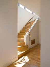 photos hgtv modern stairway with light wood stairs loversiq