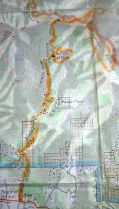 China Camp Trail Map by 1000 Hikes 1000 Days By Jeremy Jacobus Day 823 Topatopa Sisar
