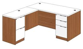 L Shaped Desk Left Return Front L Shape Desk Left Return Deskmakers Easy