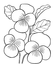 download flowers coloring pages or print flowers coloring pages