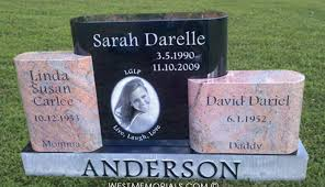 Flat Headstones With Vase Buy Headstones U0026 Monuments Nationwide Installation