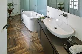 Bad Holzboden Holzboden Im Bad Hausidee Dehausidee De
