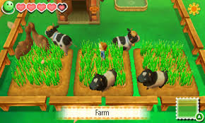 harvest moon harvest moon nintendo 3ds on sale now at mighty ape nz