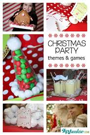 34 christmas games and party themes best parties ever