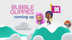 nick jr bubble guppies promos on vimeo