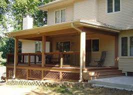 Covered Deck Ideas 172 Best Archadeck Designs Projects And Advice Images On
