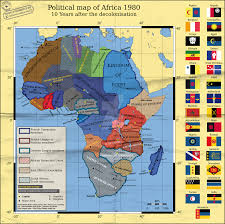 Africa Colonial Map by Mof 02 Decolonised Africa By Sapiento On Deviantart