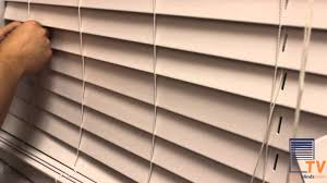 how to change the slats on your window blinds from selectblinds