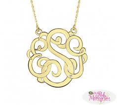 monogrammed pendant 51 monogram diamond necklace diamond monogram necklace diamond