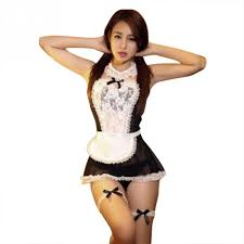 French Maid Halloween Costumes Shop Women Lady Halloween Costume Cosplay French