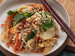 the vegan experience how to make a vietnamese noodle salad that
