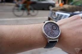 huawei watch review gordon gekko gets a smartwatch the verge