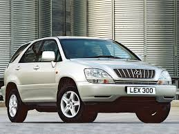 lexus suv parts lexus rx 300 technical details history photos on better parts ltd