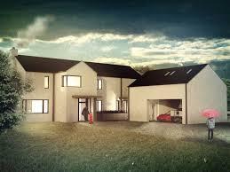 contemporary family home belfast architect belfast