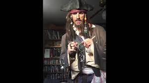 jack sparrow costume youtube