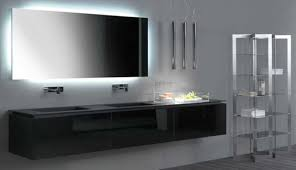 designer bathroom mirrors modern mirrors with lights for bathroom useful reviews of shower