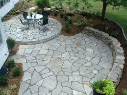 patio ideas flagstone patio pictures designs paving stone design