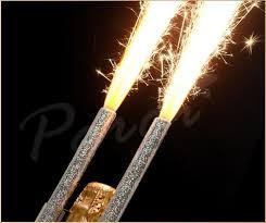 sparkler candles nightclub fireworks chagne bottle sparklers