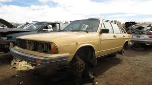 i am audi 5000 junkyard find 1979 audi 5000 the about cars