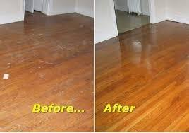 clean polyurethane waxing hardwood floors home design