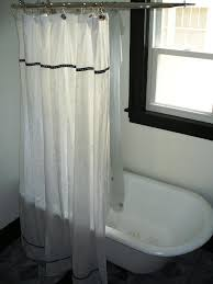 Bathroom Shower Rods L Shaped Shower Rod Creative Rugs Decoration
