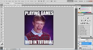Cara Membuat Meme - cara membuat meme dengan photoshop tutorcake