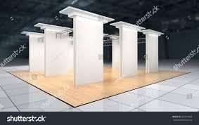 Laminate Flooring Walls Abstract Exhibition Stand Laminate Flooring Blank Stock